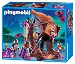 playmobil barbarian assault tower - Playmobile Chevalier