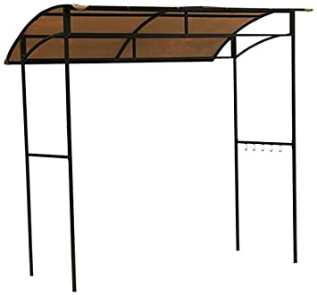 Sunjoy Replacement Canopy for Curve Grill Shelter