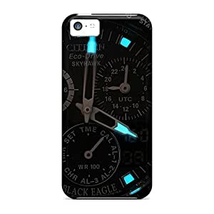 Top Quality Rugged Citizen Wristwatch Case Cover For Iphone 5c