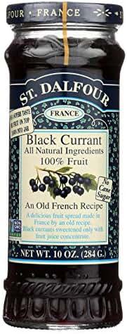 St. Dalfour Conserves - Black Currant - 10 Ounces