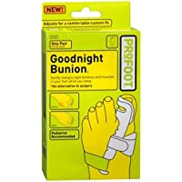 Profoot Care Goodnight Bunion Toe Positioners