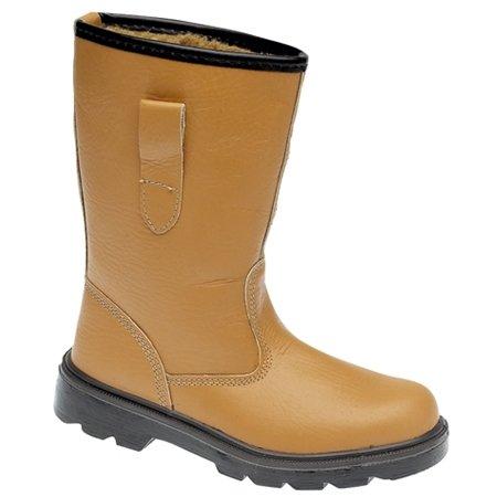 Grafters  Rigger Safety Boot, Chaussures de sécurité pour homme