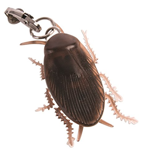 Adult Cockroach Halloween Costumes (Bugging Out Roach Earrings Costume Accessory Cockroaches Realistic Punk Goth New)