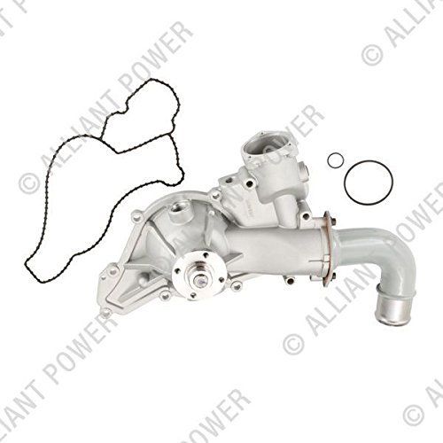 Water Pump for 1994 - 2003 Ford 7.3L PowerStroke by Alliant Power [並行輸入品] B018A313RW