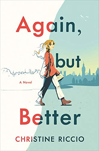 Book Cover: Again, but Better