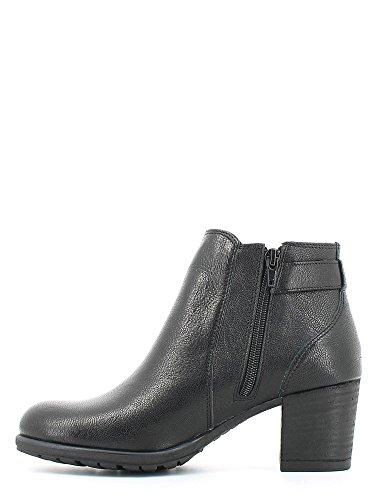 KEYS talons Femmes à Noir Boots Nero 8138 rItagr