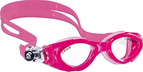 Cressi Crab, pink/pink, clear lens