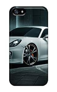 [cbskK22178jhsMa]premium Phone Case For Iphone 5/5s/ Porsche Cayman 2013 Tpu Case Cover