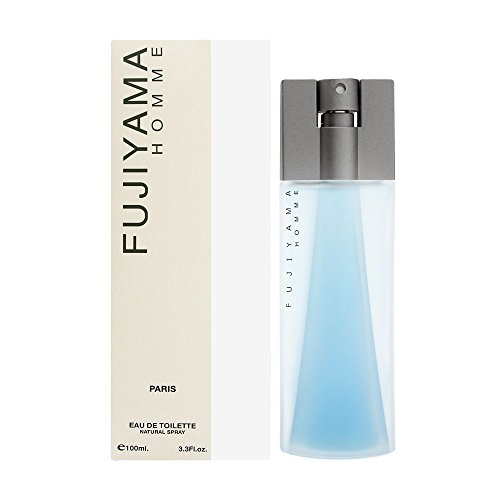 Fujiyama By Succes De Paris For Men. Eau De Toilette Spray 3.3 Ounces (Paris De Succes)