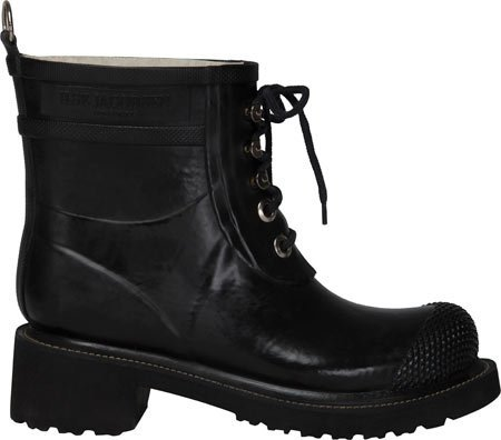 Ilse Jacobsen Woman Rubberboot Long Black Black