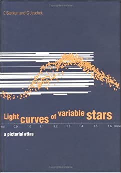 Book Light Curves of Variable Stars: A Pictorial Atlas