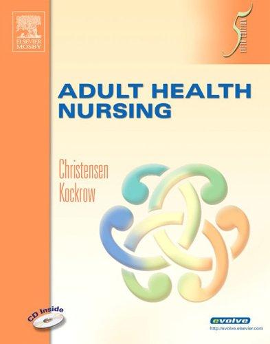 Adult Health Nursing, 5e