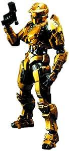 Halo Combat Evolved Play Arts Kai Vol. 1 Actionfigur Spartan Mark V Gold 23 cm