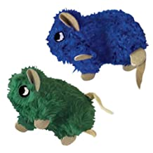 Kong Natural Mice Catnip Toy, Colors Vary, 2-Pack