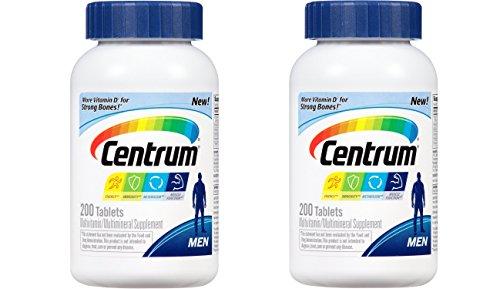 Centrum WqwPhp Men Multivitamin / Multimineral Supplement...