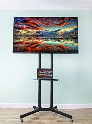 Vivo Tv Display Portable Floor Stand Height Adjustable