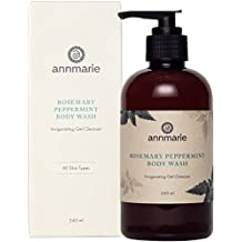 Annmarie Skin Care - Rosemary Peppermint Body Wash, 8 Ounce