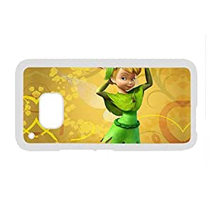 With Tinker Bell For Htc One M9 Slim Back Phone Cover For Kid Choose Design 3