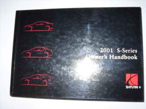 2001 S-series Owner's Handbook