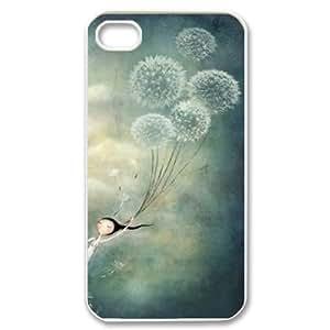 Dandelion ZLB609866 Unique Design Case for Iphone 4,4S, Iphone 4,4S Case