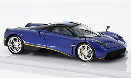 MotorMax 1:24 McLaren P1 Diecast Model Car Matte Blue 79508