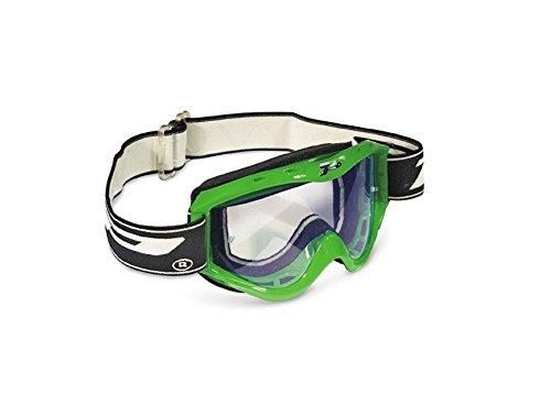 Pro Grip 3101 Kids MX Offroad Goggles Green
