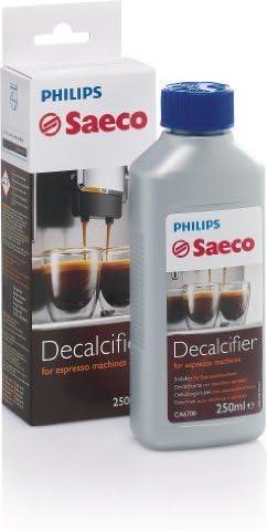 Philips Saeco ca6700/47 cafetera líquido descalcificador, jardín, césped, Mantenimiento: Amazon.es: Jardín