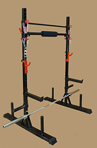 Strongman's Yoke Gym - Made in the USA by TDS