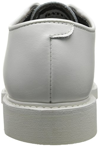 Bates Mens Lites Oxford Blanc