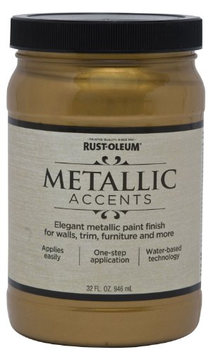 rust-oleum-metallic-accents-253607-decorative-32-ounce-quart-water-based-one-part-metallic-finish-pa