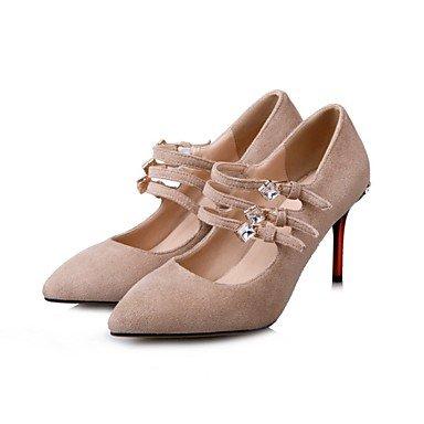 Zormey Tacones Mujer Primavera Otoño Club Gladiador Zapatos Zapatos Formales Comfort Novedad Flor Chica Tobillo Suelas De Zapatos Ligeros Materiales Personalizados US7.5 / EU38 / UK5.5 / CN38