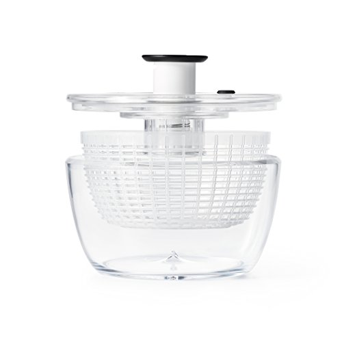 OXO Good Grips Little Salad & Herb Spinner by OXO (Image #14)