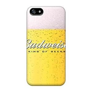 NikRun Case Cover For Iphone 5/5s Ultra Slim KVLbl4244WtLpm Case Cover