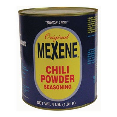 4LB Mexene Chili Powder Seasoning by Mexene