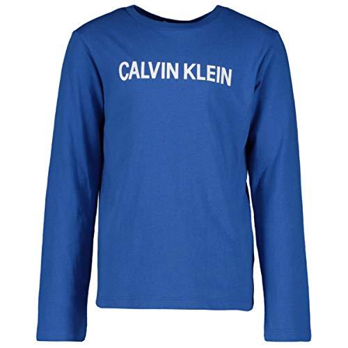 Calvin Calvin Klein Garçon Longues Garçon Manches Longues Calvin Manches Klein Klein Garçon 0Ra0prxw