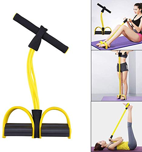 PETRICE Pull Reducer, Waist Reducer Body Shaper Trimmer for Reducing Your Waistline and Burn Off Extra Calories, Tummy Fat Burner, Toning Tube, Body Building Training, Arm Exercise (Multi Color) Price & Reviews