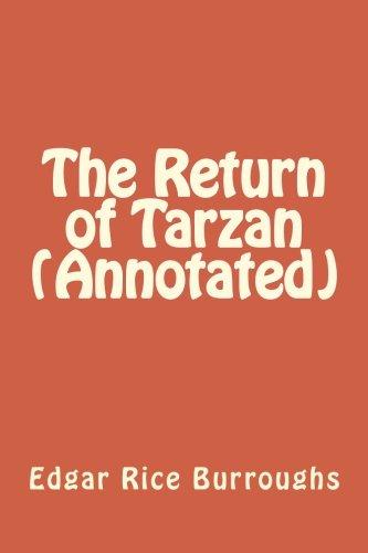 The Return of Tarzan (Annotated) (Tarzan Series) (Volume 2) ebook