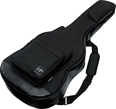 Ibanez POWERPAD Gig IAB540 Acoustic Guitar Bag (IAB540BK) by Hoshino USA