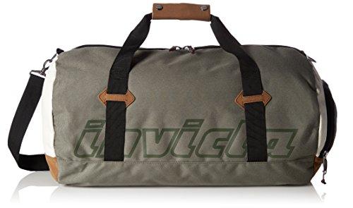 Invicta 406001701 Duffle, Borsa a Mano Unisex Adulto, Verde (Militare), 30 x 30 x 50 cm (W x H x L)