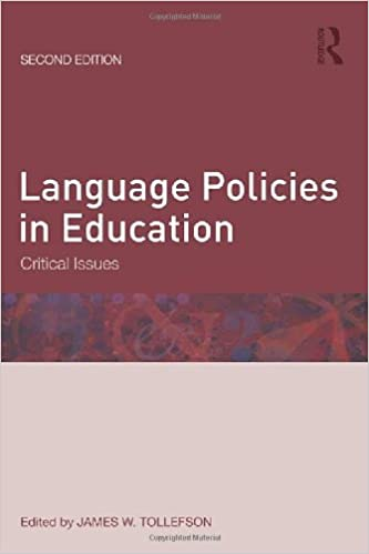 Book Language Policies in Education: Critical Issues