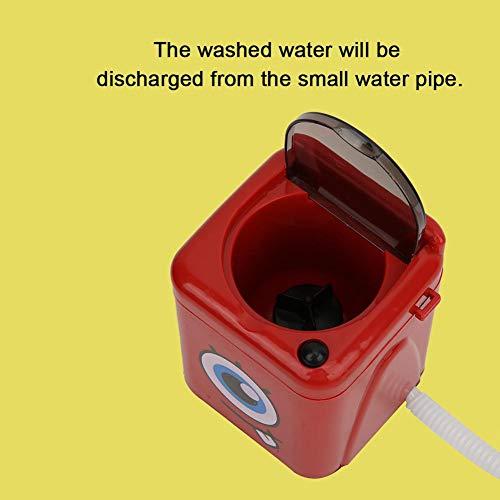 Simulation Washing Machine, Durable Multifunctional Small Intelligence Toy Simulation Small Household Appliances, for Children Kids(Washing Machine) 4157jcnnyHL India 2021