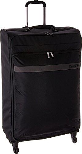 Calvin Klein Unisex Flatiron 3.0 29'' Upright Suitcase Black One Size by Calvin Klein