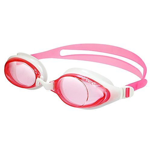 LANE4 Active & Recreation Swim Goggle - Anti-fog, UV Protection, Easy adjustment, No leaking Comfortable Lightweight Fashion for Adults Men Women A718