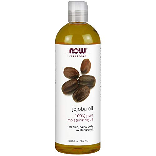Now Solutions Jojoba Oil,16-Ounce