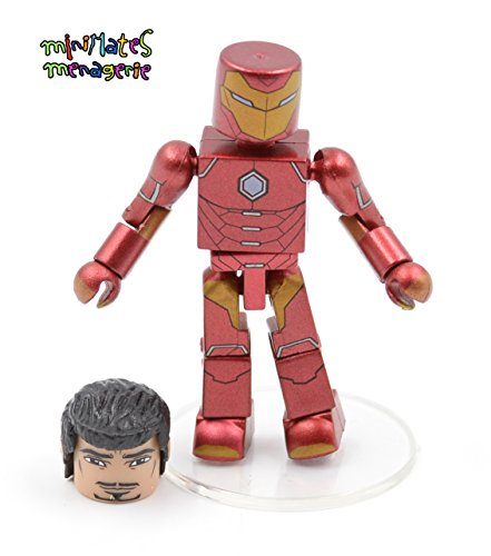 Marvel Minimates Marvel NOW Series 1 International Iron Man