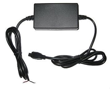 4157lR7fkzL._SX355_ amazon com garmin nuvi hardwire cable (mini usb connector) for hardwire garmin gps to fuse box at nearapp.co