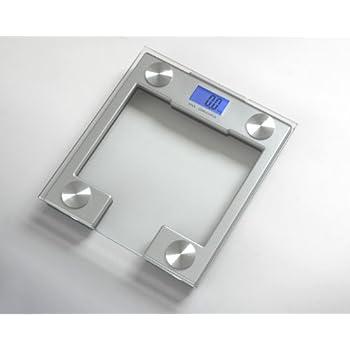 Amazon Com Taylor Electronic Glass Talking Bathroom Scale
