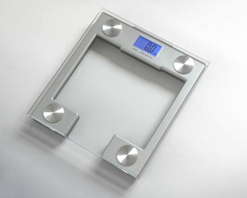 Lb Bathroom Scale 440 (Newline Digital Talking Bathroom Scale - 440 Lb Capacity)