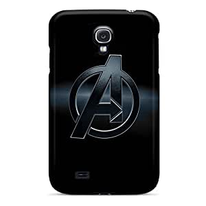 Galaxy High Quality Tpu Case/ Avengers BhB1326XUsX Case Cover For Galaxy S4