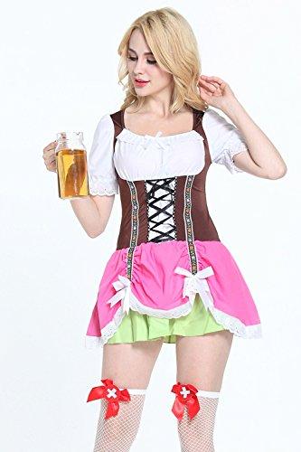 Sexy Oktoberfest Costume Sexy Dirndl